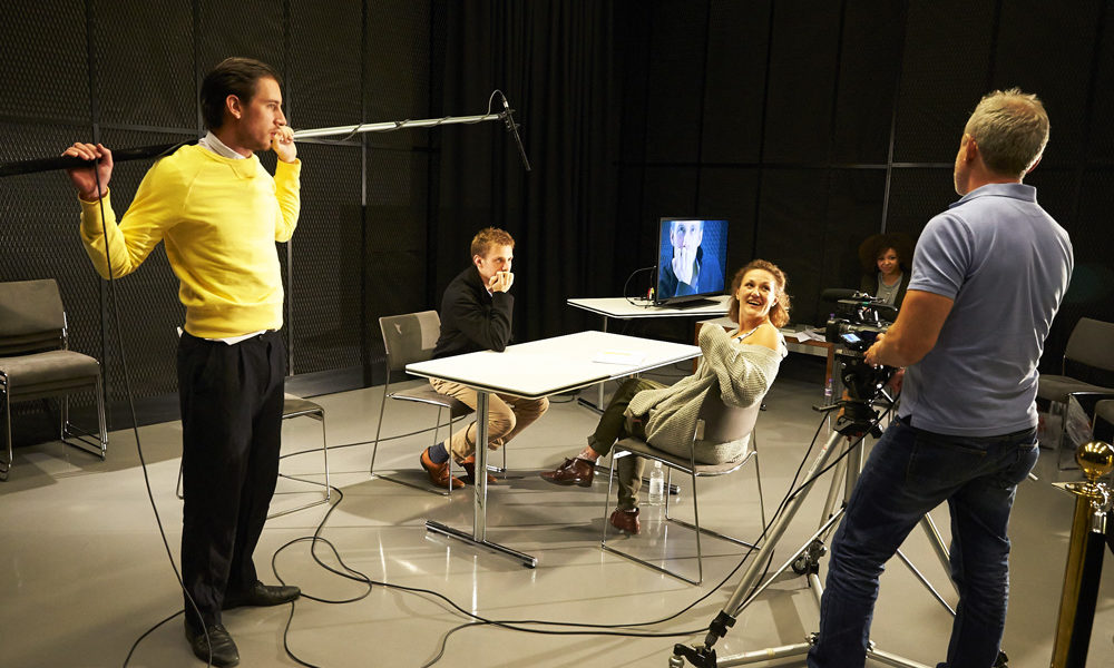 All About the Background Acting Profession